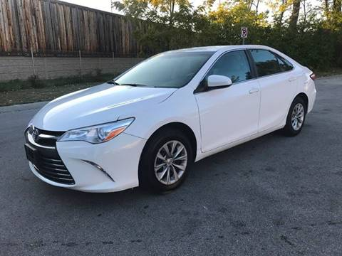 2016 Toyota Camry for sale in Posen, IL