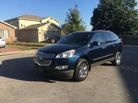 2011 Chevrolet Traverse for sale in Posen, IL