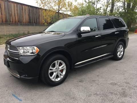 2013 Dodge Durango for sale in Posen, IL