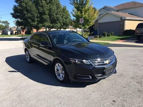 2015 Chevrolet Impala for sale in Posen, IL