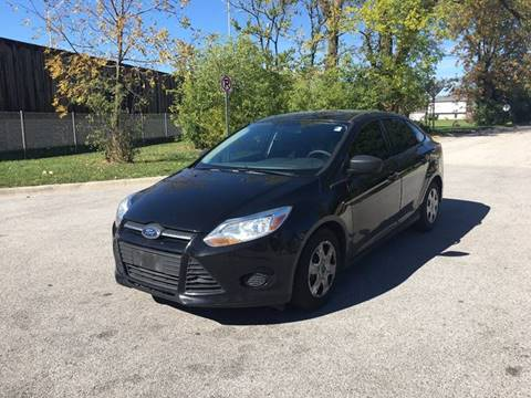2012 Ford Focus for sale in Posen, IL