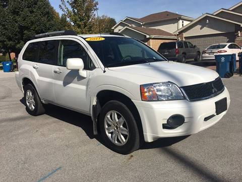 2011 Mitsubishi Endeavor for sale in Posen, IL