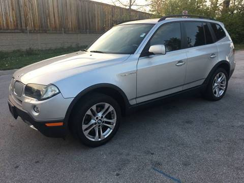 2007 BMW X3 for sale in Posen, IL