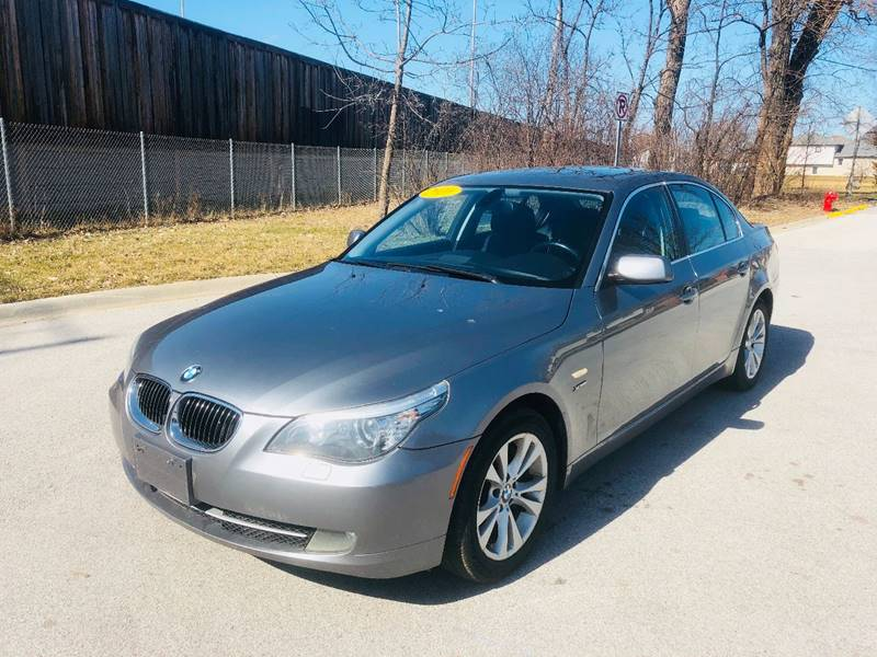 BMW Series I XDrive Sedan AWD For Sale CarGurus - 2010 bmw 535i
