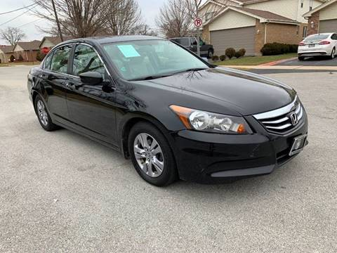2012 Honda Accord for sale in Posen, IL