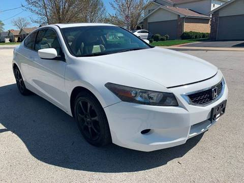2010 Honda Accord for sale in Posen, IL
