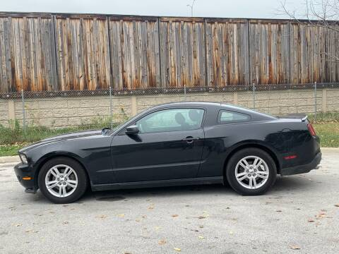 2012 Ford Mustang for sale at Posen Motors in Posen IL