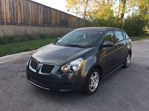 2009 Pontiac Vibe for sale in Posen, IL