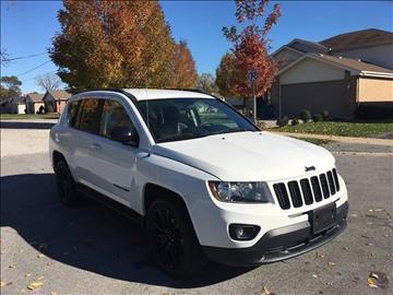 2014 Jeep Compass for sale in Posen, IL