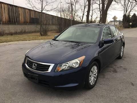 2008 Honda Accord for sale in Posen, IL