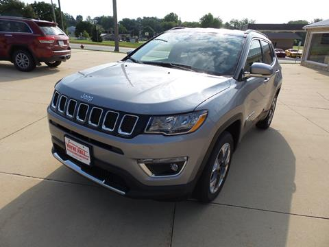 2018 Jeep Compass for sale in Anamosa, IA