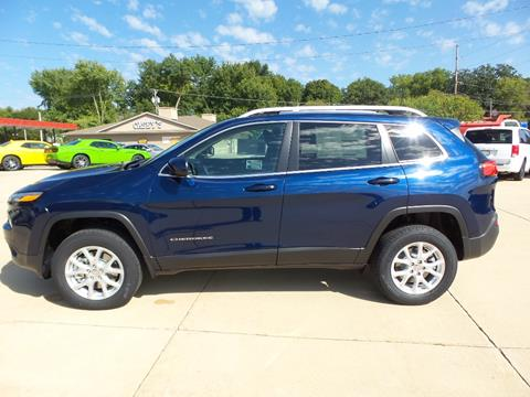 2018 Jeep Cherokee for sale in Anamosa, IA