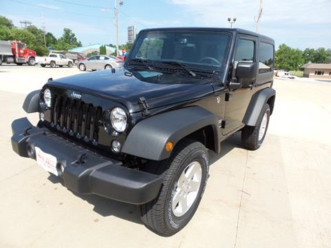 2016 Jeep Wrangler for sale in Anamosa, IA