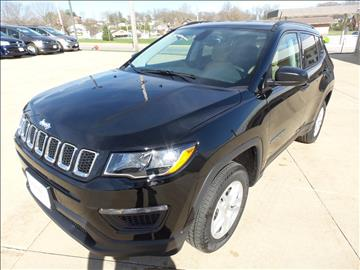 2017 Jeep Compass for sale in Anamosa, IA