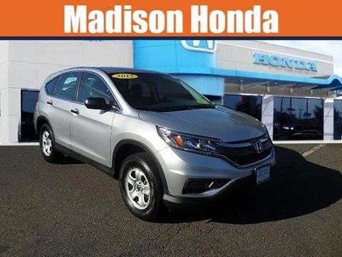 2015 Honda CR-V for sale in Madison, NJ