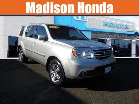 2012 Honda Pilot for sale in Madison, NJ