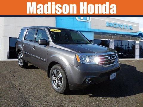 2015 Honda Pilot for sale in Madison, NJ
