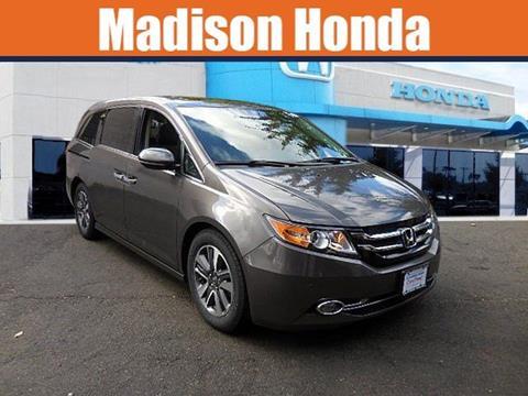 2015 Honda Odyssey for sale in Madison, NJ