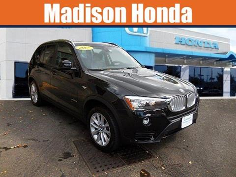 2017 BMW X3 for sale in Madison, NJ
