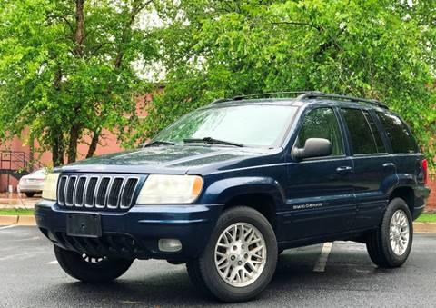 2003 Jeep Grand Cherokee for sale in Woodstock, GA