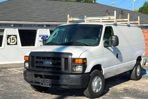 2008 Ford E-Series Cargo for sale in Woodstock, GA