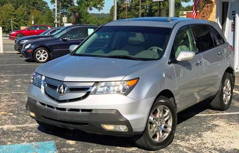 2007 Acura MDX for sale in Woodstock, GA