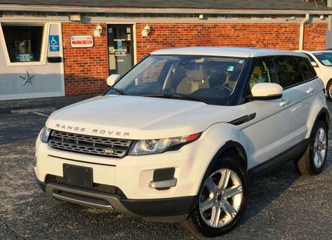 2013 Land Rover Range Rover Evoque for sale in Woodstock, GA