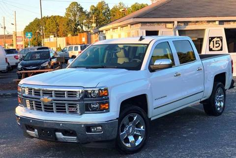 2015 Chevrolet Silverado 1500 for sale in Woodstock, GA