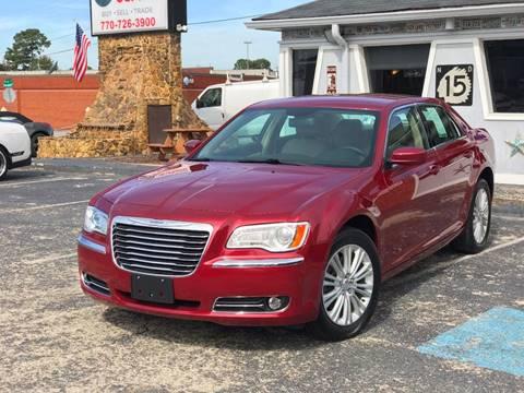 2014 Chrysler 300 for sale in Woodstock, GA