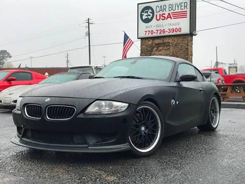 BMW Z M For Sale Carsforsalecom - 2007 bmw z4 m