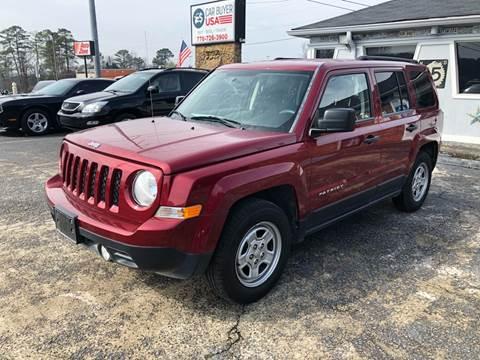 2014 Jeep Patriot for sale in Woodstock, GA