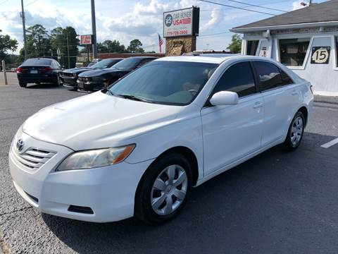 2009 Toyota Camry for sale in Woodstock, GA