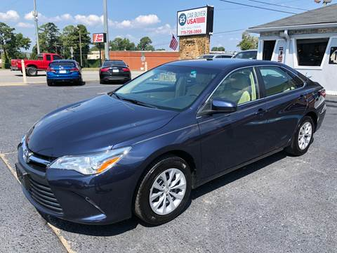 2016 Toyota Camry for sale in Woodstock, GA