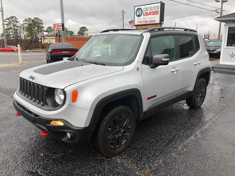 2018 Jeep Renegade for sale in Woodstock, GA