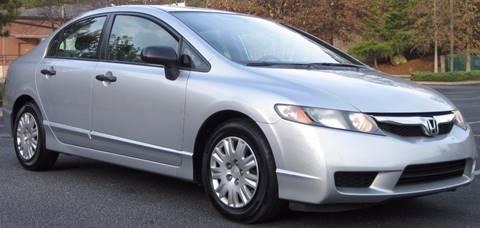 2010 Honda Civic for sale in Woodstock, GA
