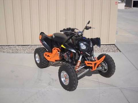 2007 Polaris OUTLAW 525 for sale in Bullhead City AZ