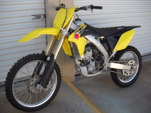 2014 Suzuki RMZ 250 for sale in Bullhead City AZ