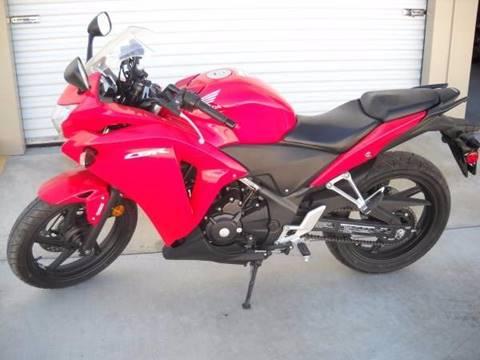 2013 Honda CBR 250 R for sale in Bullhead City, AZ