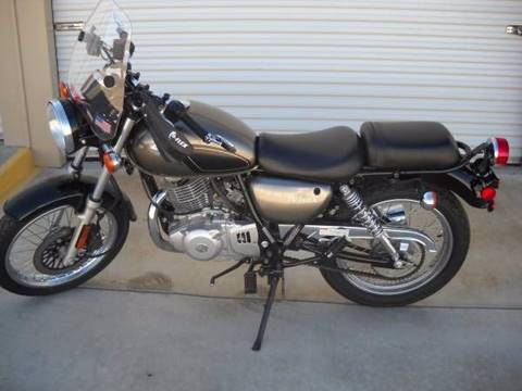 2012 Suzuki tu250x for sale in Bullhead City AZ