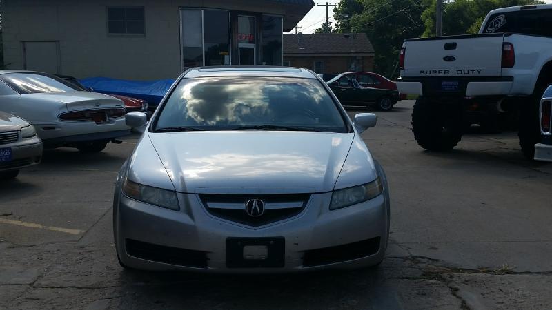 2004 Acura Tl In Fremont NE - Autotech Sales