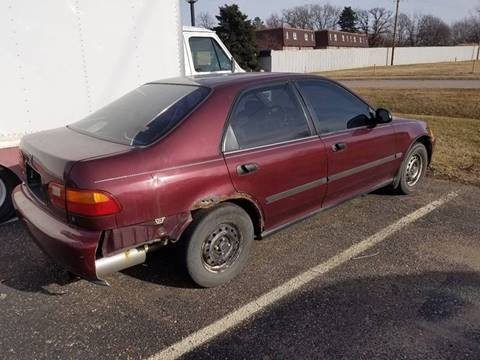 1992 Honda Civic for sale in Fremont, NE