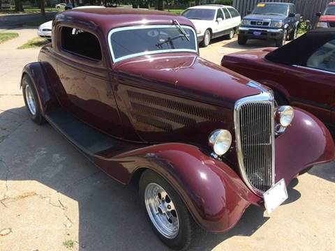 1934 Ford Deluxe for sale in Fremont, NE