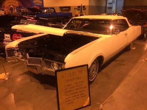 1967 Oldsmobile Ninety-Eight for sale in Fremont, NE