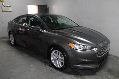 2015 Ford Fusion for sale in Newark, NJ