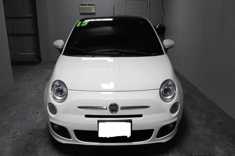 2015 Fiat 500 Sport In Newark Nj National Motor Cars