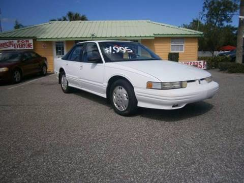 1995 Oldsmobile Cutlass Supreme for sale in Ruskin, FL