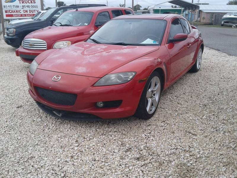 Mazda RX-8 2004 Base 4dr Coupe