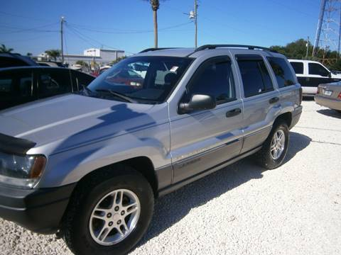 2002 Jeep Grand Cherokee for sale in Ruskin, FL