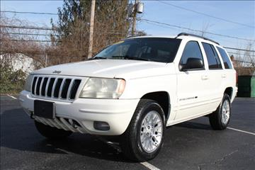 2002 Jeep Grand Cherokee for sale in New Castle, DE