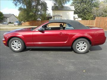 2006 Ford Mustang for sale in Huron, SD